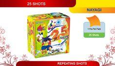 25 SHOTS / RS 405