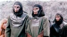 Planet of the Apes...whenever this came on, my mom would make homemade fudge & I'd watch this with my dad! :)