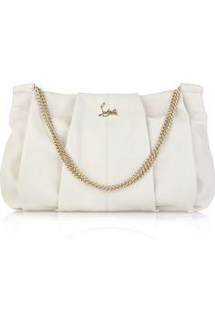 Christian Louboutin Lolita Large Montone leather bag