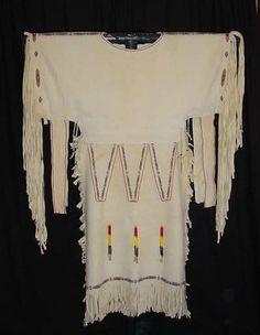 Choctaw womens dress | amarillo-choctaw: February 2009