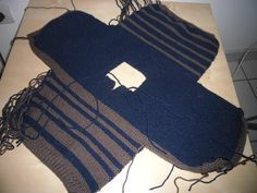 Knit a sweater for boy months - Knitting 01