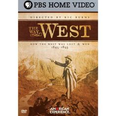 The Way West: How the West Was Lost & Won 1845-1893 (2 Discs) (dvd_video)