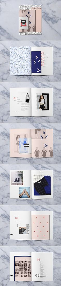 AA - Sean Travis I hate to admit it but this looks nice—good use of inserts: brochure layout image treatment Layout Print, Layout Design, Graphisches Design, Buch Design, Poster Layout, Graphic Design Layouts, Graphic Design Inspiration, Design Posters, Brand Design