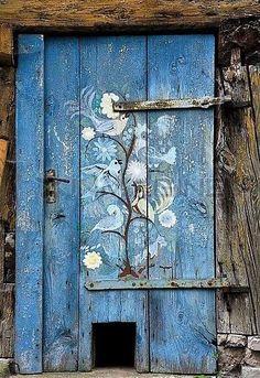 puerta bella