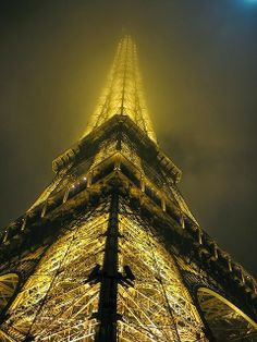 Wieża Eiffla - Paryż, Francja
