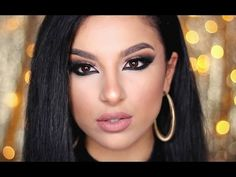 Here's an Arabic makeup tutorial (or Arab inspired) for my beauties who love a lot of liner and drama! It's a bold, beautiful, and striking makeup look that ...