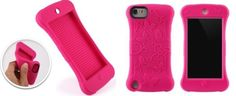 iPod touch 5g siliconen hoesje - Griffin Protector Play