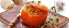 DAGENS RETT: Fyll en tomat eller fem. Det smaker kjempegodt