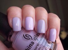 China Glaze In A Lily Bit: Middle Finger, Pinky OPI Rumple's Wiggin: Index Finger, Ring Finger
