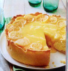 Southern Living lemon bar cheesecake, feb 2013 edition.