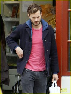 Jamie Dornan Steps Out After 'Fifty Shades of Grey' Casting! | jamie dornan steps out after fifty shades of grey casting