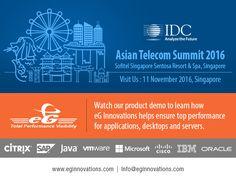 Asian Telecom Summit 2016, 11 November 2016, Sofitel Singapore Sentosa Resort & Spa, Singapore