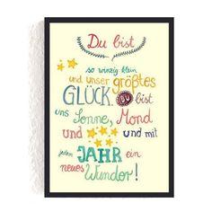 Prints mit schönen Worten - Frau Ottilie - Prints, Karten, Bücher, Kalender & mehr
