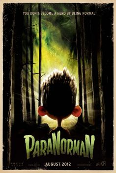 ParaNorman  (16/100)  A great plot. I just did not feel the creepy factor that I was looking. It kinda fail to deliver scary moments that I'm expecting.  I love how they played around the characters. It's just so good that it's close to being real. They mixed up horror, comedy, drama, and action quite good. The ending is quite predictable but I love the twist of the movie which was at the middle part of the film. Overall, I give this film a 8/10 rating.