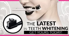 Ditch the strips & enjoy the whitening power of Activated Charcoal. Get Black Is White today https://shop.curaprox.us.com/toothpaste/133-black-is-white-toothpaste.html …