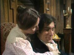 """"""" You have a curious designing mind, Mr Rochester.""""  """"Well, my principles were never trained, Miss Eyre."""" ~ Jane Eyre with Timothy Dalton as Rochester and Zelah Clarke as Jane"""