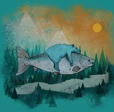 Bear me up! - Parmelyn