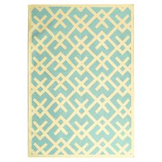 Sara Rug in Light Blue