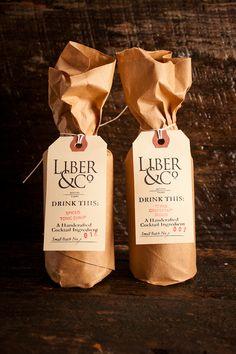 Liber & Co. Small Batch Cocktail Mixers for BourbonandBoots.com