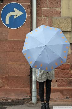 Regenschirm selbst bedrucken, dekotopia.net