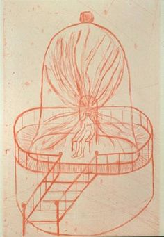 Louise Bourgeois, Hair