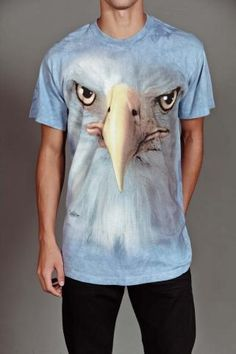 WEAR THE MOUNTAIN EAGLE