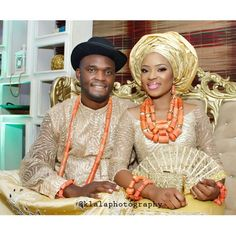 Ejovwoke And Ovie's Traditional Wedding | Sugar Weddings & Parties