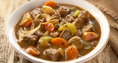 Quick and SUPER easy Beef Stew.... I made this tonight and it was great......I used frozen potatoe wedges, peas and corn, and I forgot to buy frozen carrot so used a can of sliced carrots and it turned out great....might add fresh cut onions next time