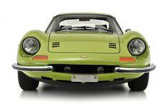 1971 Ferrari 246 'Dino' - M Series   Classic Driver Market