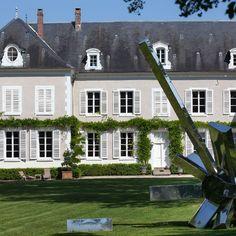 Chateau De La Resle — Montigny La Resle - Chablis - Bourgondy - France