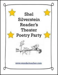 Poetry Unit with Fun Lessons and Activities for