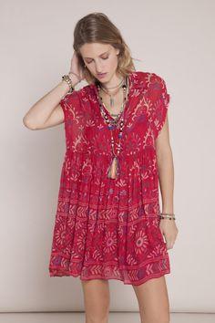 Conocé lo nuevo de este Verano 17 en Rapsodia.com > Vestido Tati Salik