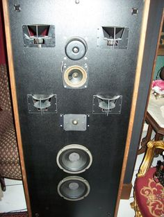 Another pair that I rarely see are a Japanese pair of Sansui SP L700's. Sansui was the Asian sole distrubutor for JBL in the mid 70's and JBL was very ...