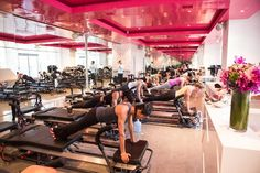 By now, you have probably heard of LAGREE FITNESS, one of the fastest growing and hottest workouts sweeping the nation. Founded by fitness guru Sebastien Pilates Barre, Pilates Studio, Pilates Reformer, Pilates Workout, Exercise, Fit Board Workouts, Running Workouts, Lagree Fitness, How To Stay Healthy
