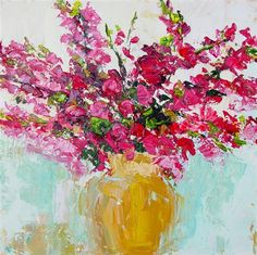 Blushes by Judy Mackey | oil painting | Ugallery Online Art Gallery
