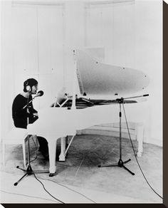 John Lennon Leinwand - AllPosters.at
