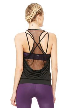 Vitalize Tank | Women's Tops at ALO Yoga