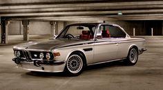 E9 - BMW 2800CS, 3.0 CS & 2.5 CS  1968-1975