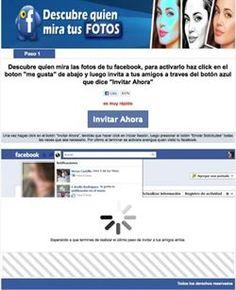 '¿Quién mira tus fotos en Facebook?', nuevo gancho de los ciberdelincuentes http://www.europapress.es/portaltic/internet/noticia-quien-mira-fotos-facebook-nuevo-gancho-ciberdelincuentes-20120720144621.html