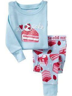 LOVE these pjs from Old Navy!