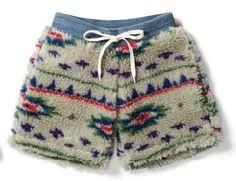 W's Manastash Yeti Shorts
