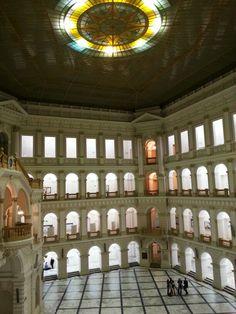 Main aula of WUT