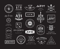 Seal Logos / Hipsterlogo