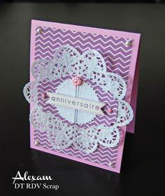 Rendez-vous Scrap: 1°/ Fabric'S par Alexam ...