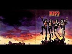 Kiss - Destroyer (1976) (Full Album)