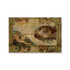 Gallery Direct Michelangelo's 'Creation of Adam' Print on