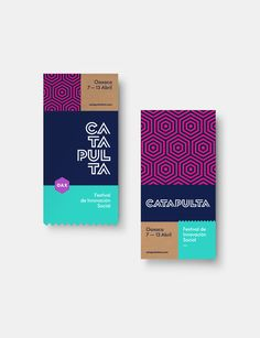 Face – Identity for innovation platform and festival Catapulta