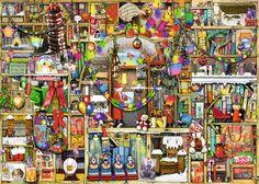 Weihnachtsregal | Puzzles | Neuheiten | Shop | Weihnachtsregal