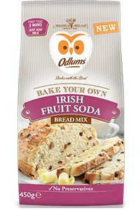 Bread is one of the oldest foods in history. Discover the incredible history of bread with Odlums. Bread Recipes, Snack Recipes, Flour Mill, Soda Bread, Irish, Oatmeal, Chips, Baking, Fruit
