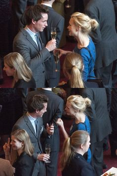 So, can I get in on this conversation because it looks awesome! (Aww, Eddie Redmayne and Carey Mulligan April '13)